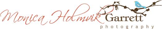 Monica Holmvik Garrett Photography logo